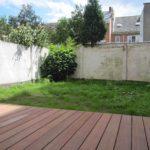 Prox ch Haecht Bel apt RDC rénové +/-45m2 + terrasse*jardin
