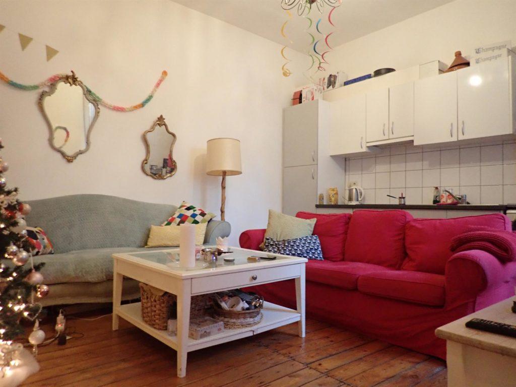 CIRQUE ROYAL/CONGRES/CULTES – Beau flat de +/-50m2